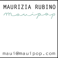 Mauipop Maurizia Rubino Contacts